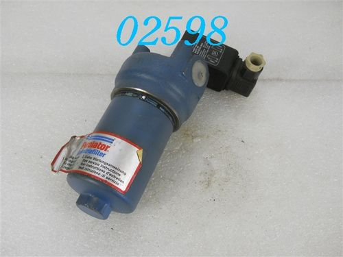 3502-15 Industriefilter, 210bar, 120°C