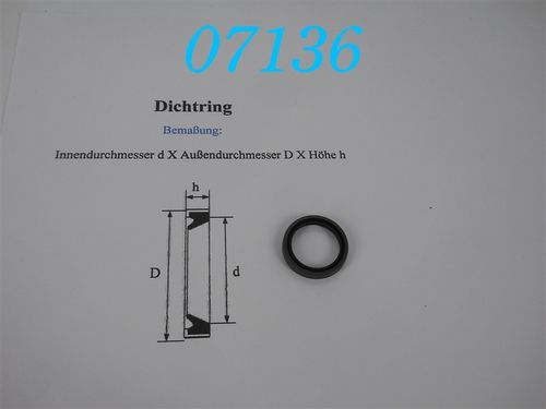 SD20x26x4mm Dichtring
